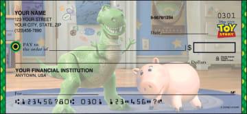 disney pixar toy story checks - click to preview