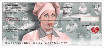 Vintage Lucy Checks