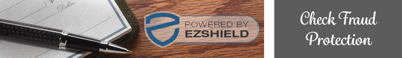 Check YES for EZShield Fraud Protection