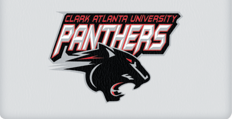 Clark Atlanta University Panthers Checkbook Cover