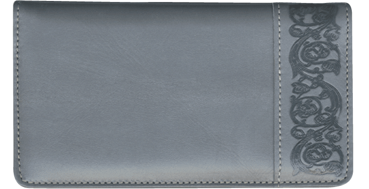 Elegance Checkbook Cover - click to view larger image