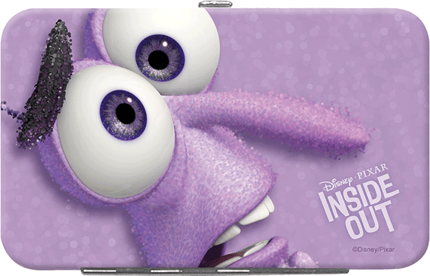 Disney/Pixar Inside Out Credit Card/ID Holder - Fear