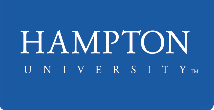 Hampton University Pirates Checkbook Cover