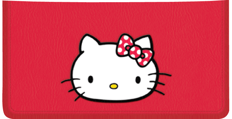 Hello Kitty® Checkbook Cover