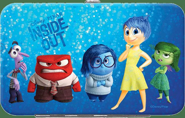 Disney Pixar Inside Out Credit Card/Id Holder