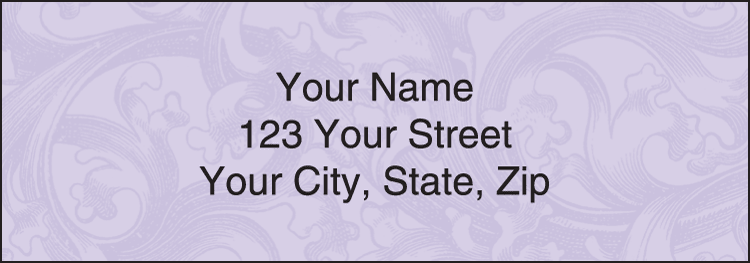 Renaissance Address Labels