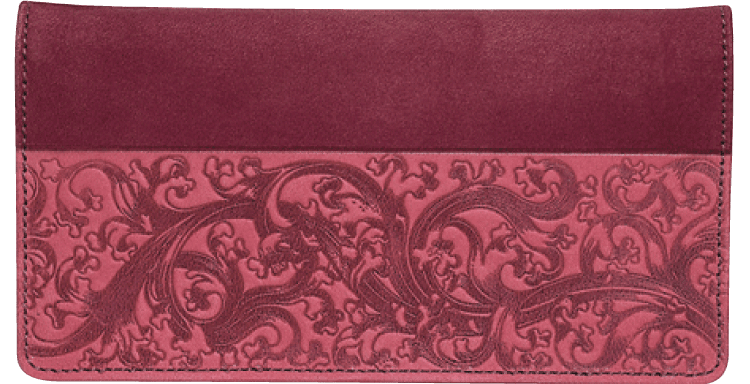 Renaissance Side Tear Checkbook Cover