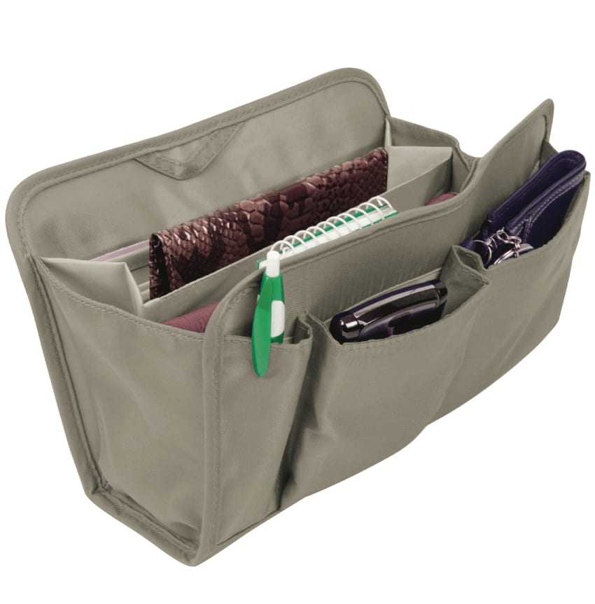 Purse Organizer - Gray - click to view larger image
