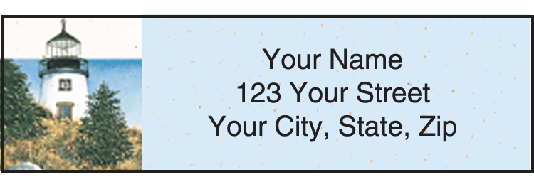 Song of the Sea Address Labels