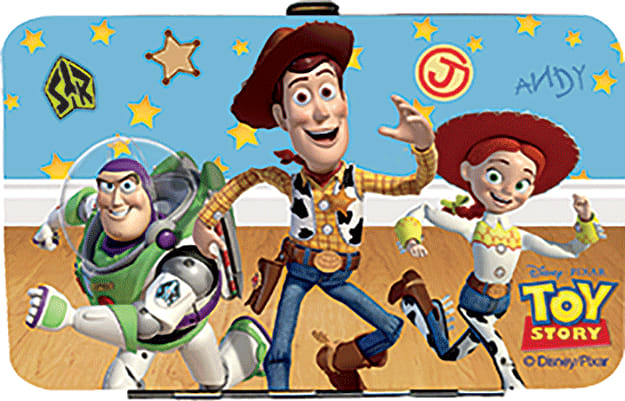 Disney Pixar Toy Story Credit Card/ID Holder - click to view larger image