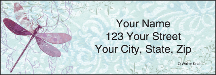 Zen Address Labels