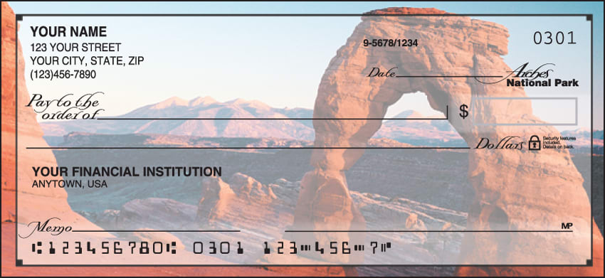 Enlarged view of National Parks Checks