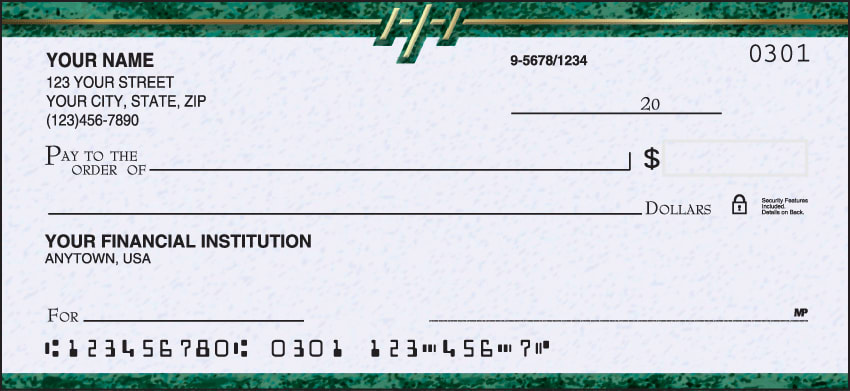 Enlarged view of Sophisticates Checks