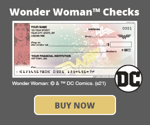 Wonder Woman Symbol Checks